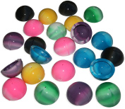 Colourful Assortment Of Marble Poppers Fun Pop Ups Toy