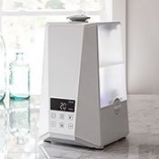PowerPure 5000 Ultrasonic Humidifier by Aerus - White