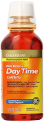 GoodSense Daytime Cold and Flu Multi-Symptom Relief, 12 Fluid Ounce