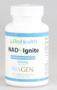 NAD+ Ignite NIAGEN - 333 mg Nicotinamide Riboside