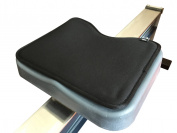 Rowing Machine Seat Cushion fits perfectly over Concept 2 Rowing Machine by Hornet Watersports