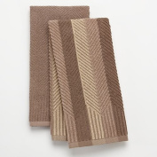 Food Network 2-pk. Sculpted Antimicrobial Kitchen Towels