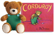 Corduroy Bear Plush and Book Gift Set Bundle