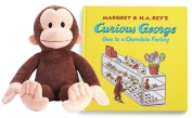 Curious George Plush Toy and Book Gift Set Bundle