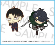 "Giant march "" ~ AnimeJapan limited draw down "" _ Story _ Series "" collaboration "" ( Naoetsu High School Ver.) Revival "" u0026 Rubber Strap Set "" Araragi Koyomi ( survey corps Ver.)"""""