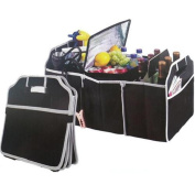 ODN Collapsible Car Boot Trunk Organiser Storage Bag Multi use
