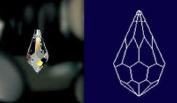 Asfour Mini-Drop 30% Lead Crystal Prism 20mm - #405-20