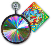 Suncatcher - Rainbow Axicon Window Sun Catcher - These Suncatcher are Great for Feng Shui Garden, Lawn, Supply, Maintenance