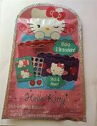 Hello Kitty Stick On Style Bracelets Craft Kit