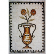 Carthage Mosaics CMS0051 Loutrophoros Vase Mosaic