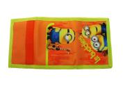 Minions Despicable Me Yellow Boys Wallet