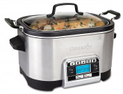 Crock-Pot Multi-Cooker, 5.6 L - Silver