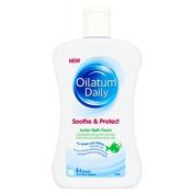 Oilatum Daily Junior Liquid Bath Foam 300 ml