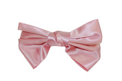 GIZZY® Ladies Girls Hair Barrette with Satin Finish Bow. Hair Slide.