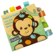 Cloth Book, Zolimx Baby Toy Animal Monkey Intelligence Puzzle Cognition Cloth Development Books