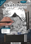 Royal Brush - Sketching Made Easy Kit 22cm x 29cm -Old Country