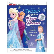 Disney Imagicademy Princess Create Your Own Paper Dresses