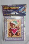 "2000 Janlynn TUCKABLES "" Loveable Bear "" Kit"