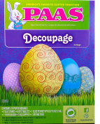 Paas Egg Decorating Kit Decoupage