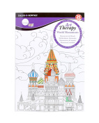Daler-Rowney Simply Art Therapy - World Monuments