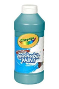 Crayola Washable 470ml Turquoise Paint By Crayola Llc