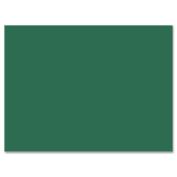 SunWorks Groundwood Construction Paper - 30cm x 23cm - Dark Green