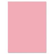 Riverside Groundwood Construction Paper - 30cm x 23cm - Pink