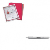 KITPAC103637SAN39109PP - Value Kit - Sharpie Metallic Permanent Marker (SAN39109PP) and Pacon Riverside Construction Paper