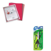 KITACM15179PAC103637 - Value Kit - Westcott KleenEarth Recycled Scissors (ACM15179) and Pacon Riverside Construction Paper