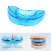 Dental Mouth Guard Bruxism Splint Night Teeth Tooth Grinding Sleep Aid Blue VOSO