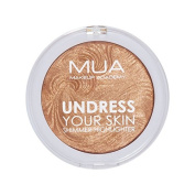 MUA - Undress Your Skin Highlighting Powder - GOLDEN AFTERGLOW