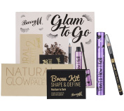 Natural Glow Barry M Cosmetics Glam to Go Eye Kit.