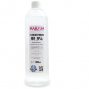 NAILFUN 1 Litre Isopropyl Alcohol 99.9 %