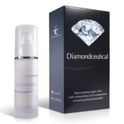 NEW Cosmeceuticals Diamondceutical Magic Rejuvenating Elixir with Extraordinary Rich Composition, with Diamond Powder for radiant Skin 30 ml Made in Switzerland
