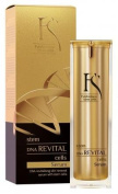 Research Product DNA Revital Serum with Stem Cells, Hexapeptide-37, Tripeptides, Hyaluronic Acid & TrioStem3 Complex for Men & Women 30 ml Made in Switzerland