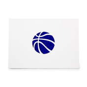 Basketball Exercising Fitness Health Lifestyle Style 7235, Rubber Stamp Shape great for Scrapbooking, Crafts, Card Making, Ink Stamping Crafts
