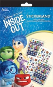 Inside Out Stickers with Joy, Sadness, Disgust, Anger and More