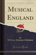Musical England