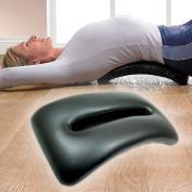 Padded Back Stretcher / Faux Leather / Shiatsu / Massage / Pain Relief / Strain