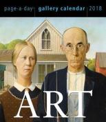 Art Page-A-Day Gallery Calendar 2018