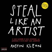 Steal Like an Artist Wall Calendar 2018