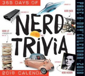 A Year of Nerd Trivia Page-A-Day Calendar 2018