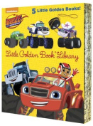 Blaze and the Monster Machines Little Golden Book Library