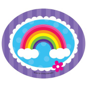 Rainbow Wishes Party Supplies - Sticker Sheets