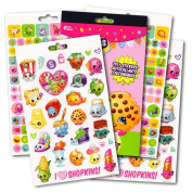 Shopkins Reward Stickers 295 ct