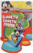 Mickey Mouse Clubhouse Disney Jr 5 Page Reward Sticker Book