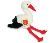 Teddy Hermann Plush Stork