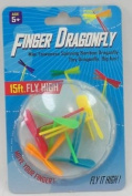 Mini Flying Finger Dragonfly Prop Toys Really Fly