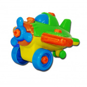 Toys Plane, Misaky Disassembly Design Educational Toy Christmas Gift for Kids