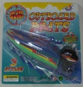 Wind Up Toy Boat